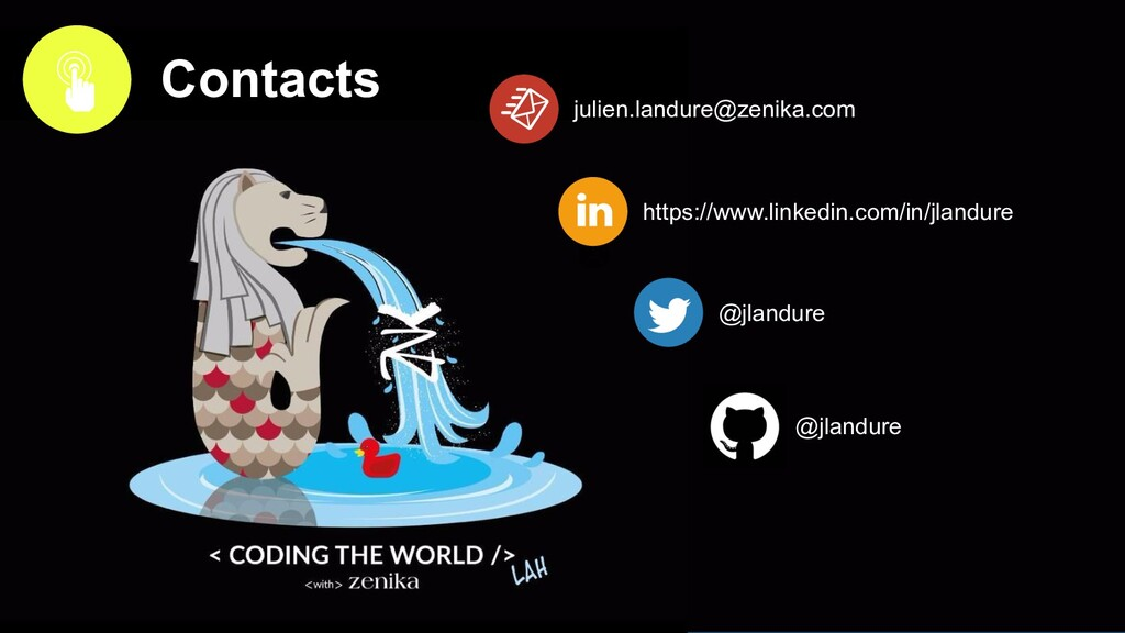 Contacts julien.landure@zenika.com https://www....