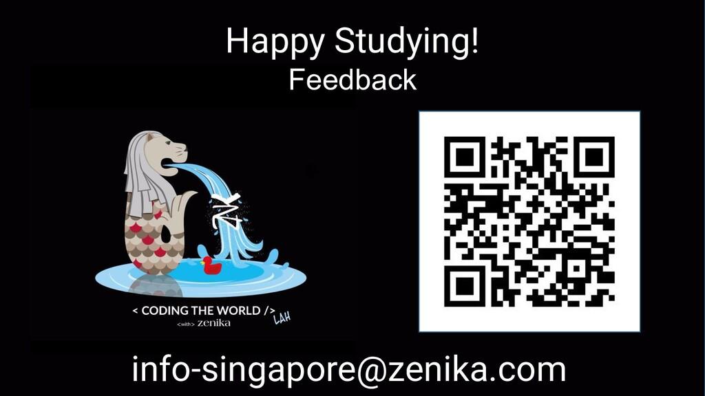 Feedback @LamSonFei Happy Studying! Feedback in...