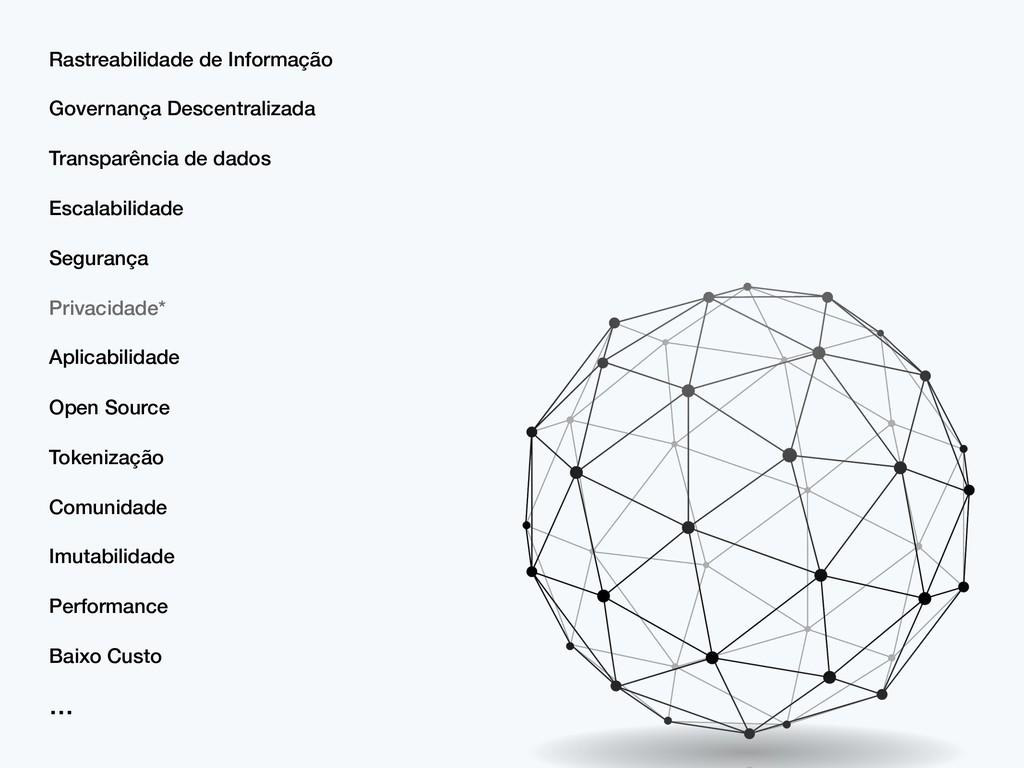 Transparência de dados Governança Descentraliza...