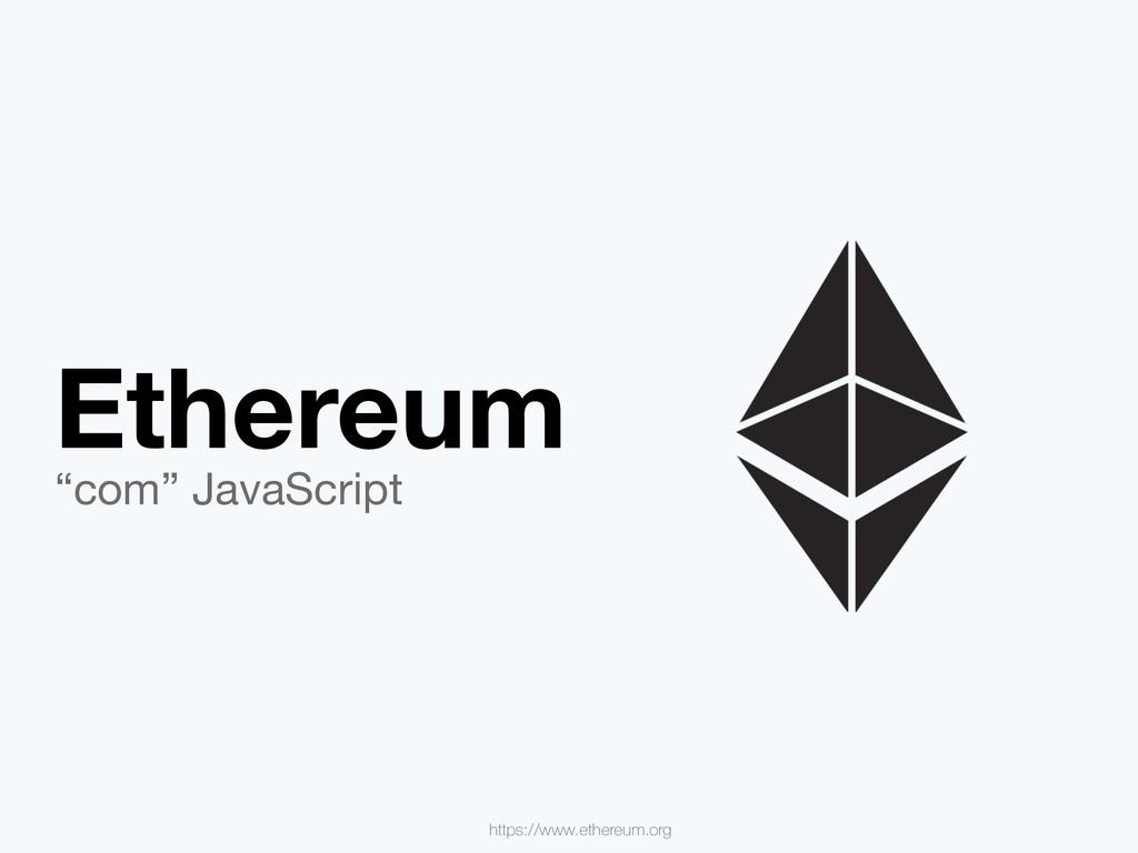 "Ethereum ""com"" JavaScript https://www.ethereum...."