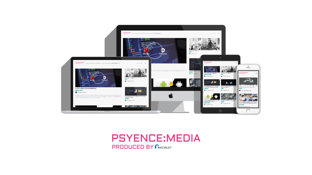 PSYENCE:MEDIA PRODUCED BY