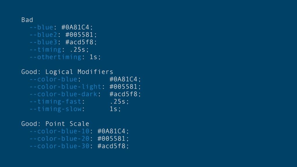 Bad --blue: #0A81C4; --blue2: #005581; --blue3:...