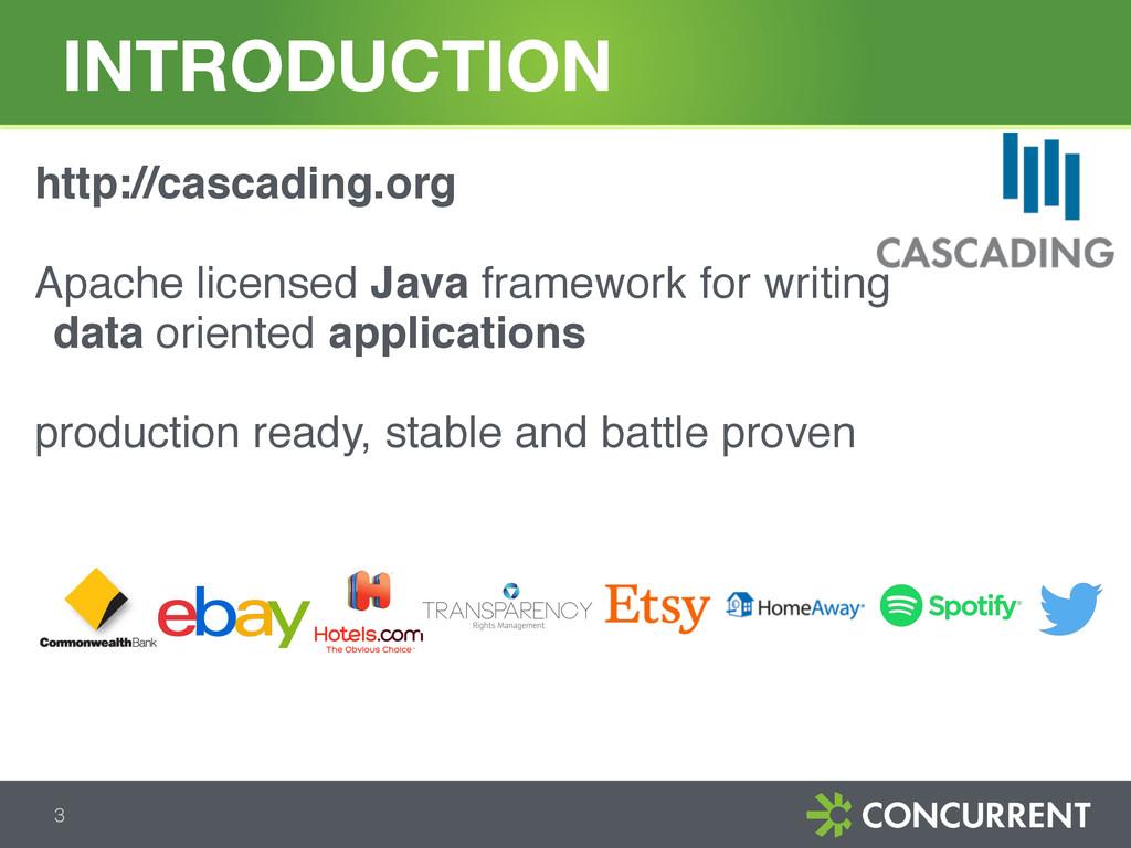 http://cascading.org Apache licensed Java frame...