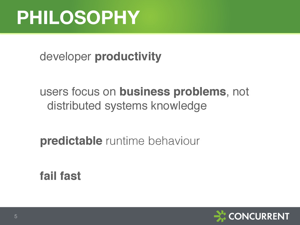 developer productivity users focus on business ...