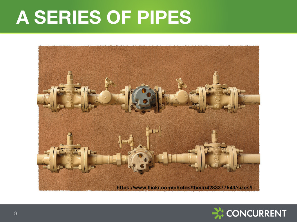 A SERIES OF PIPES 9 https://www.flickr.com/phot...