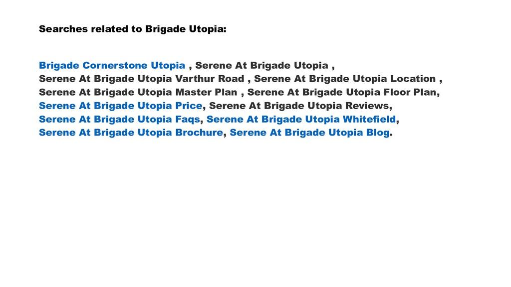 Searches related to Brigade Utopia: Brigade Cor...