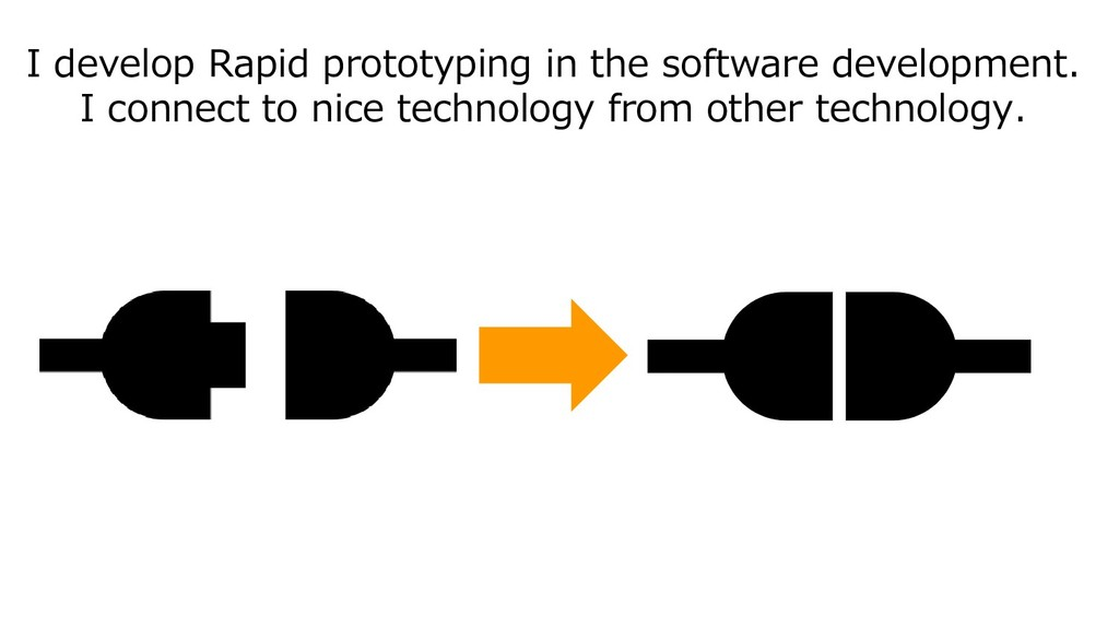 I develop Rapid prototyping in the software dev...