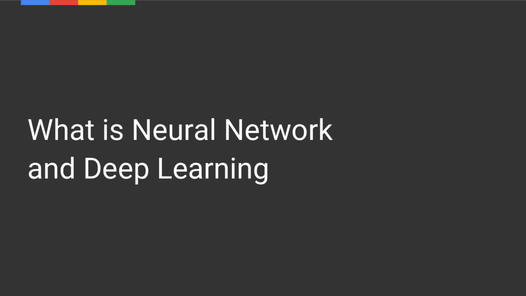 What is Neural Network and Deep Learning