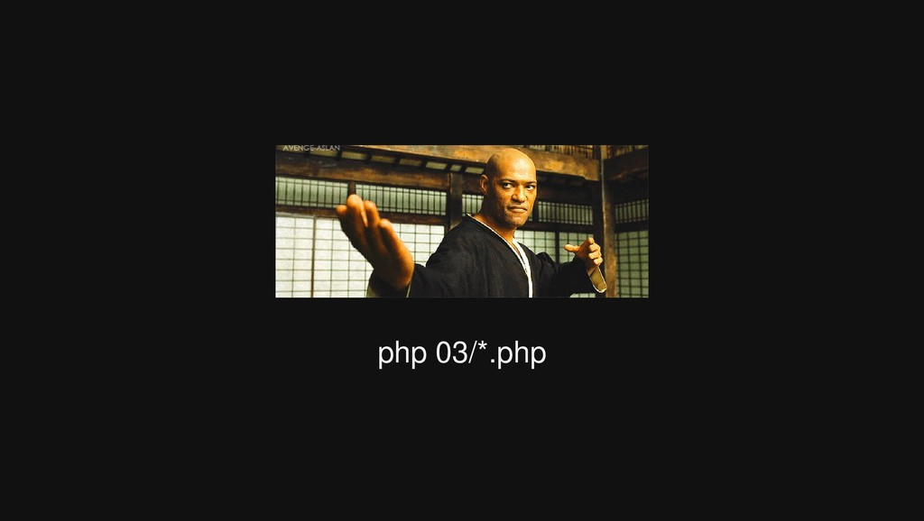 php 03/*.php