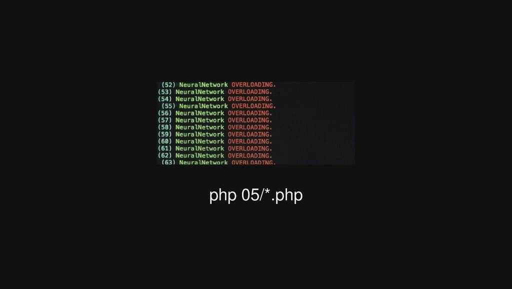 php 05/*.php