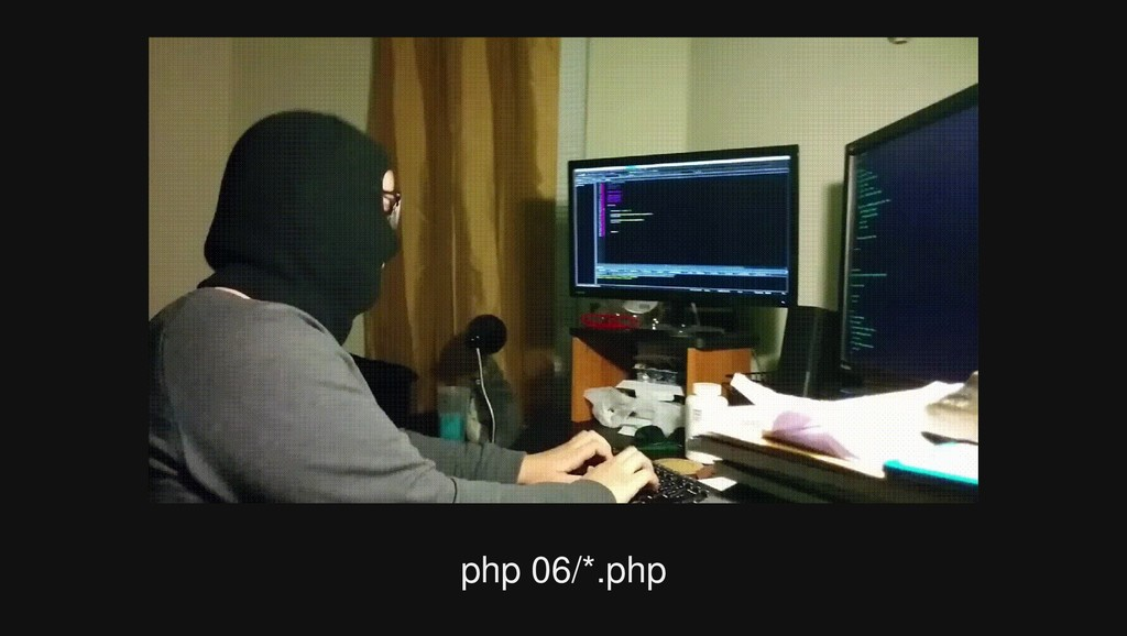 php 06/*.php
