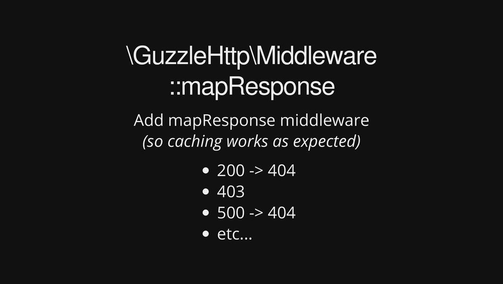 \GuzzleHttp\Middleware ::mapResponse Add mapRes...