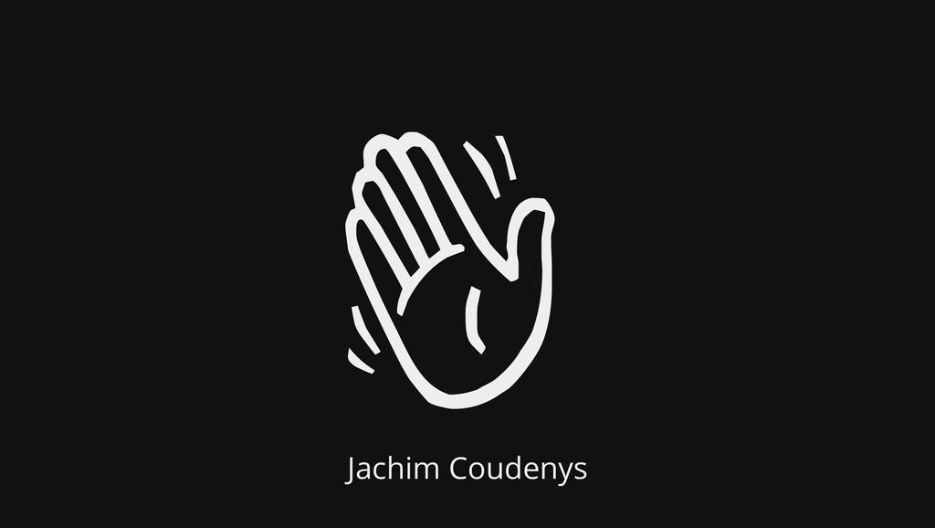 Jachim Coudenys