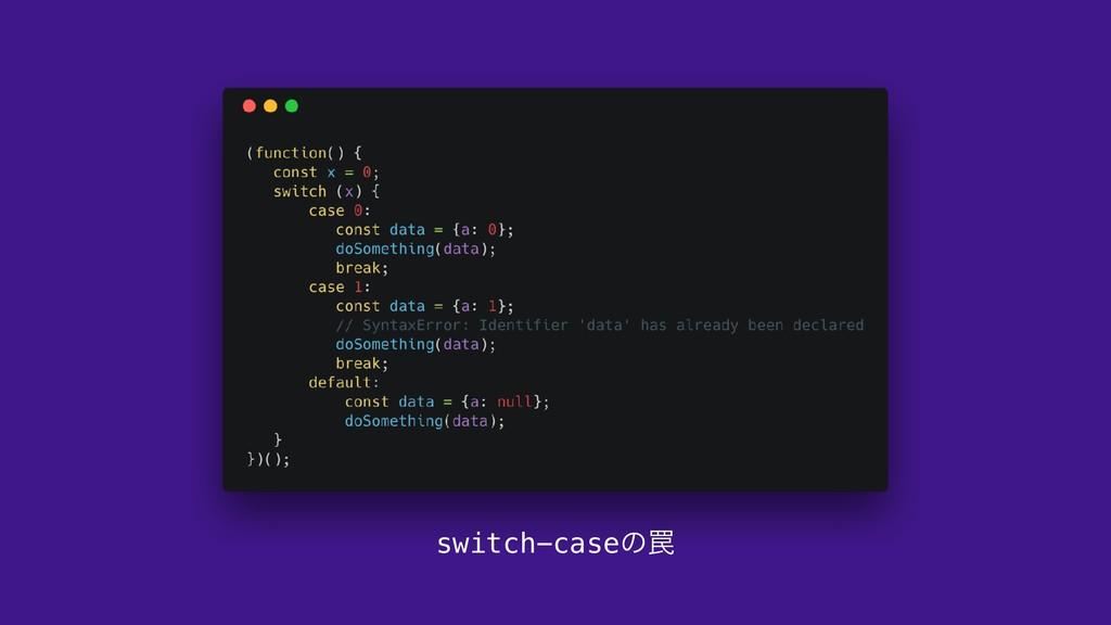 switch-caseͷ᠘