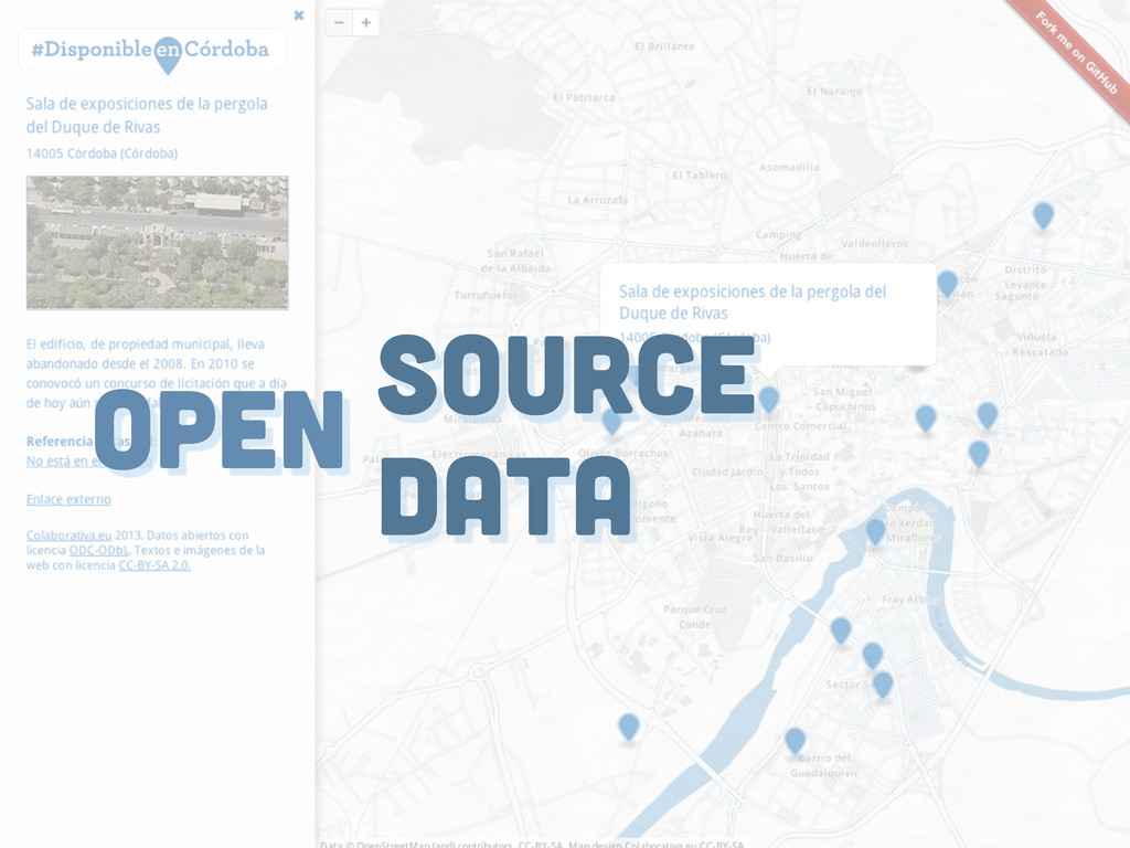 SOURCE DATA OPEN