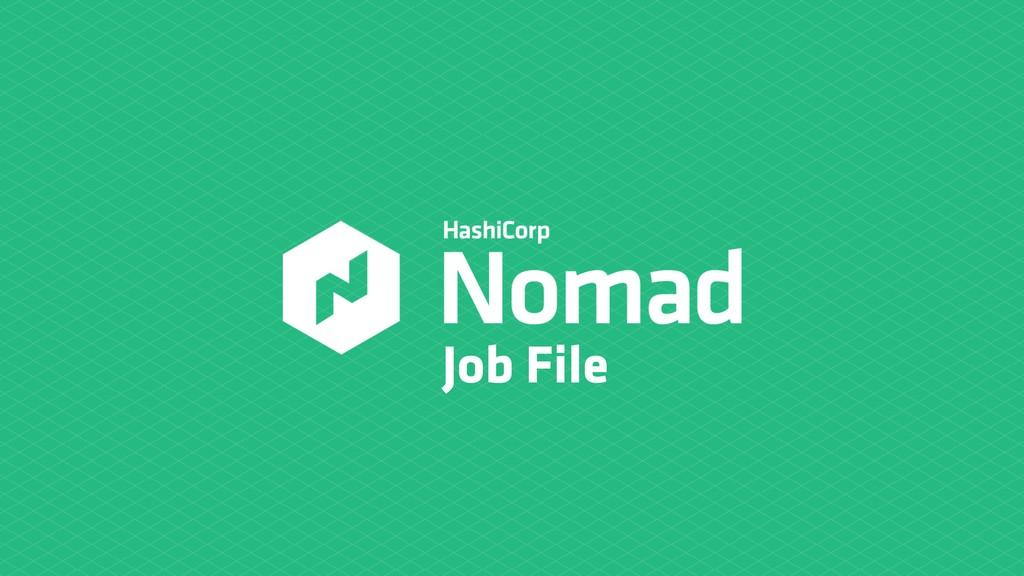 Job File