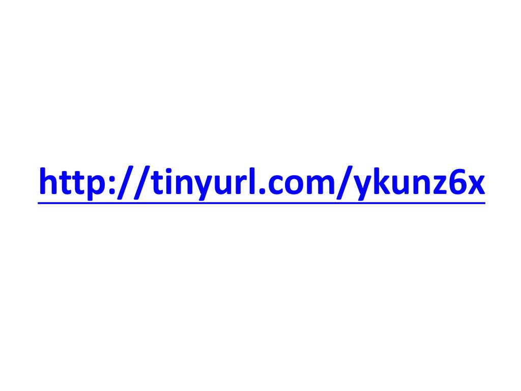 http://tinyurl.com/ykunz6x