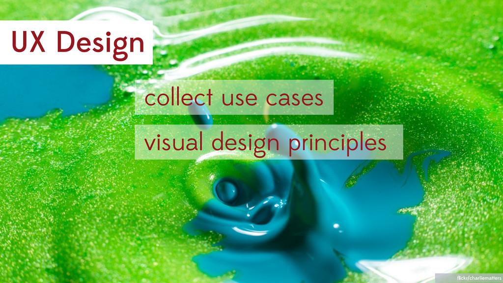 UX Design visual design principles collect use ...
