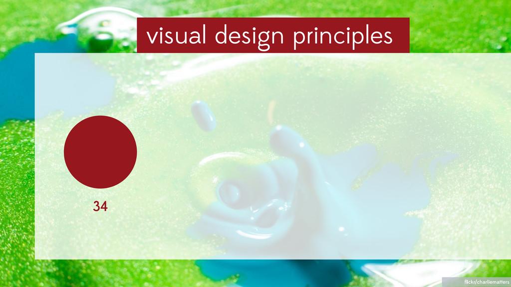 visual design principles flickr/charliematters 34