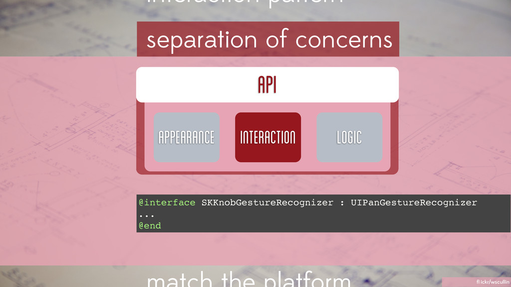 interaction pattern separation of concerns fl ic...