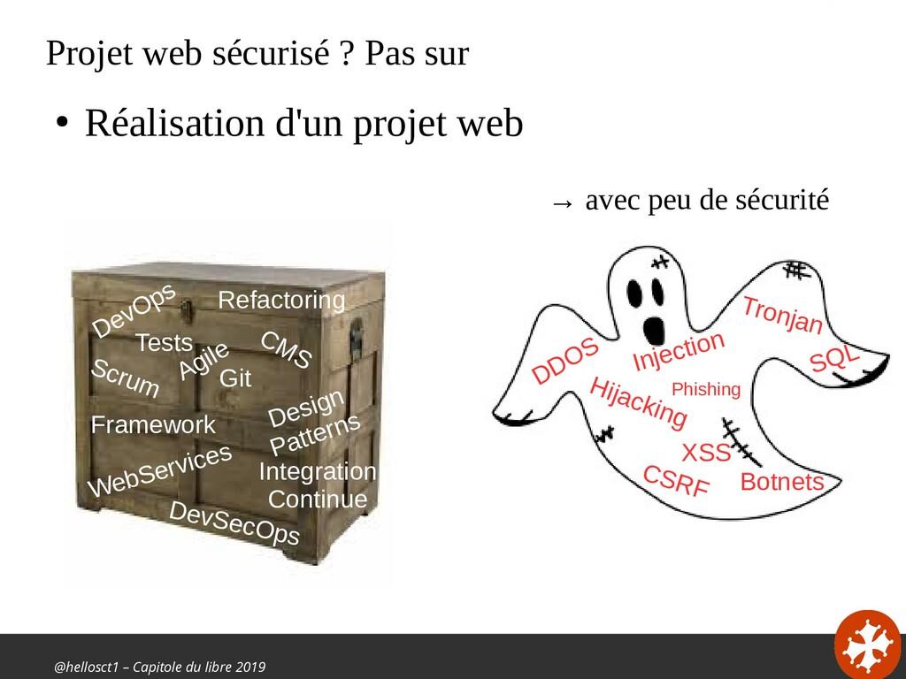 @hellosct1 – Capitole du libre 2019 Projet web ...