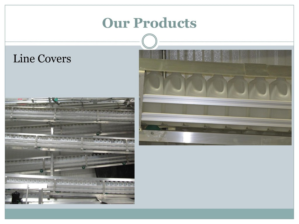 Line Covers Our Products
