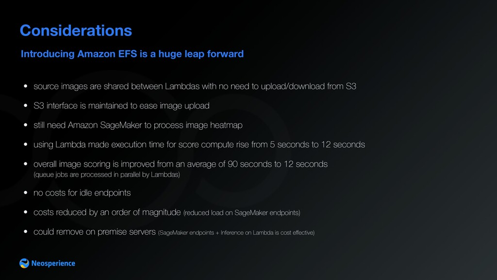 Introducing Amazon EFS is a huge leap forward C...