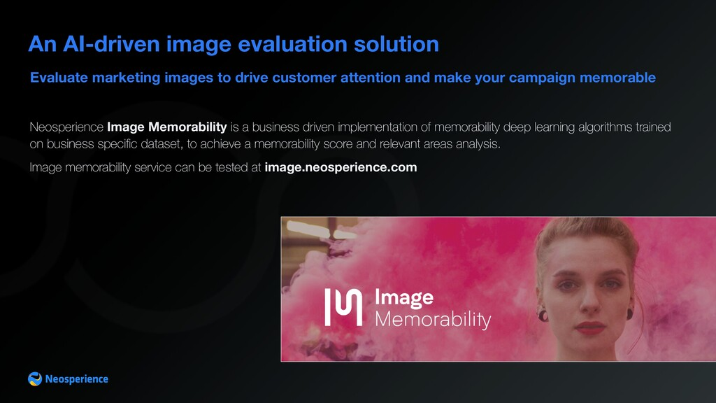 Evaluate marketing images to drive customer att...