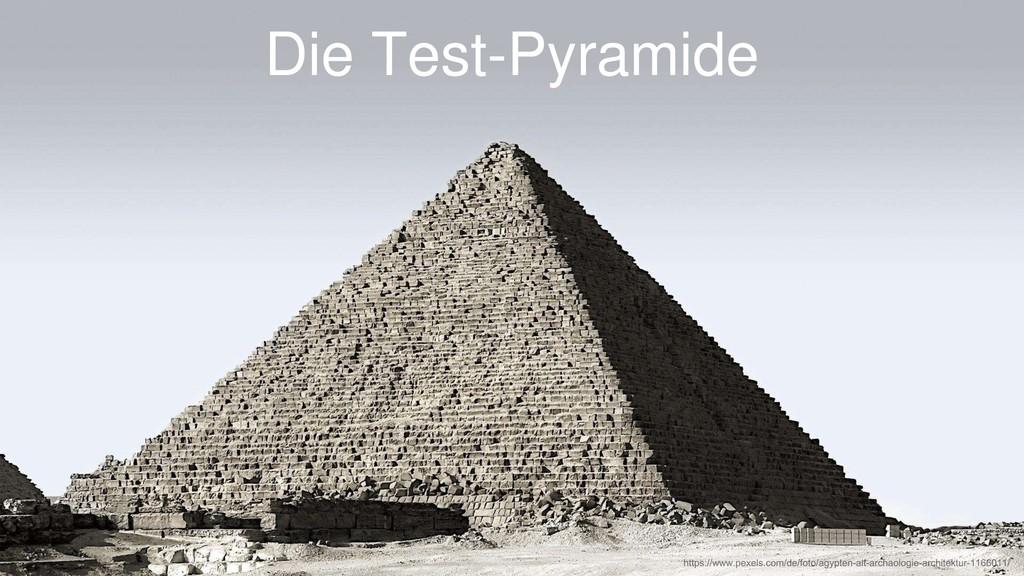 Die Test-Pyramide