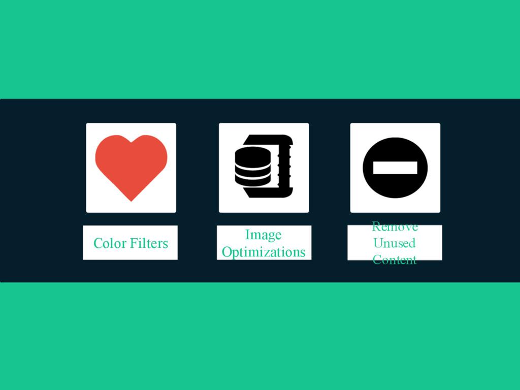 Remove Unused Content Image Optimizations Color...