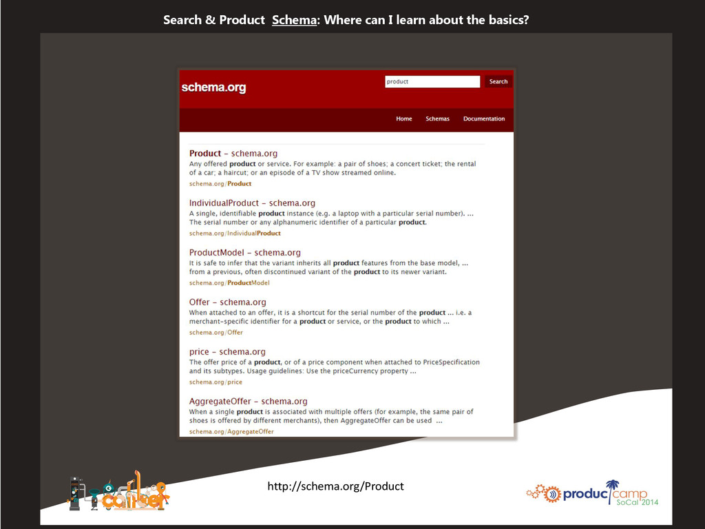 Search & Product Schema: Where can I learn abou...