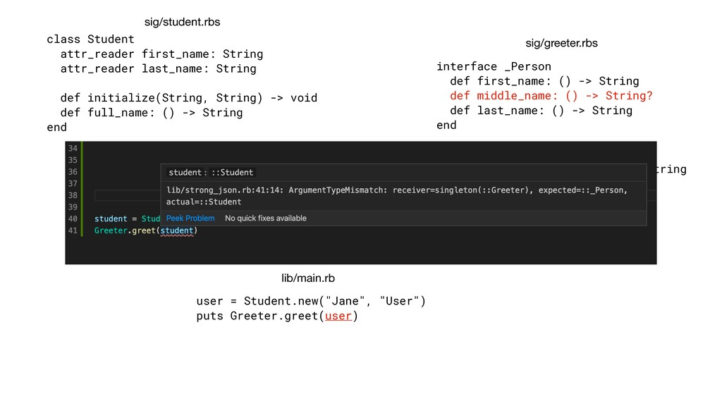 class Student attr_reader first_name: String at...