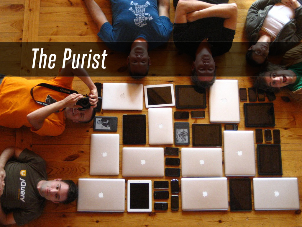The Purist