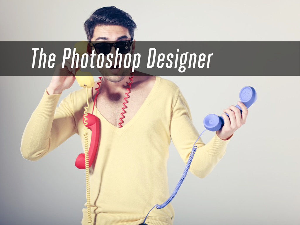 The Photoshop Designer