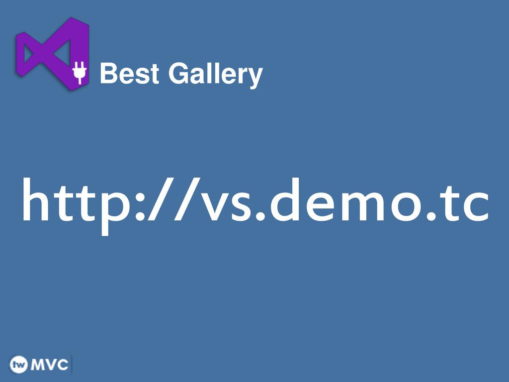 Best Gallery http://vs.demo.tc