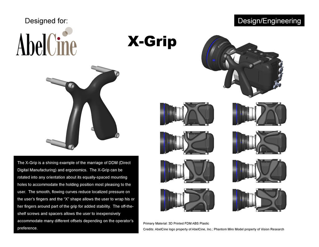 X-Grip The X-Grip is a shining example of the m...