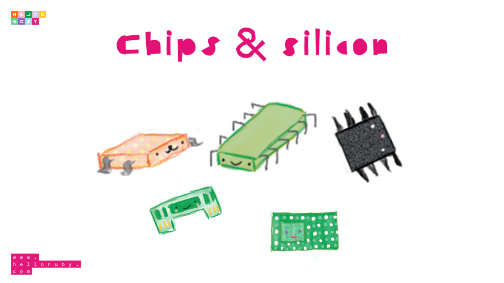 Chips & silicon
