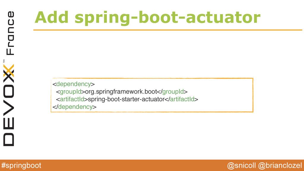@snicoll @brianclozel #springboot Add spring-bo...