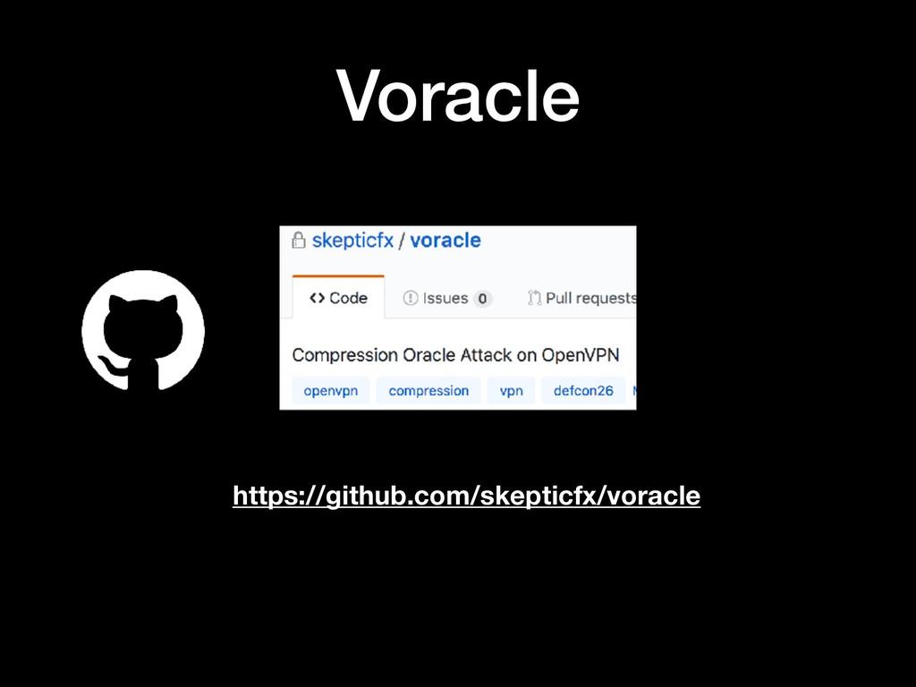 Voracle https://github.com/skepticfx/voracle
