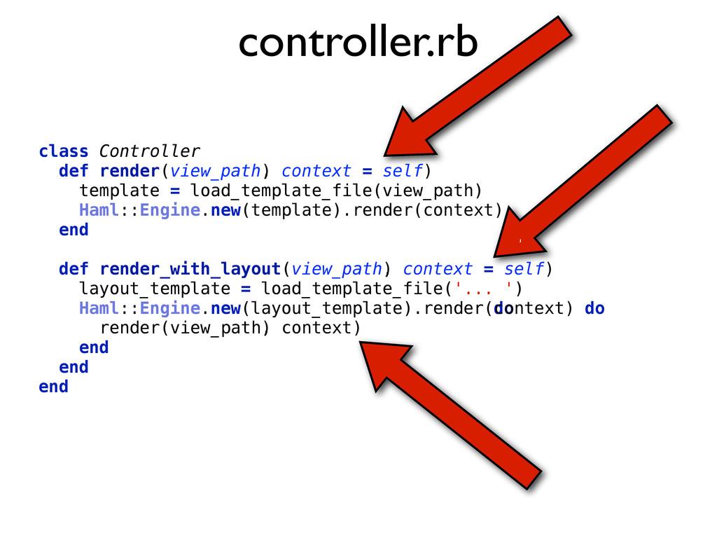 controller.rb class Controller def render(view_...