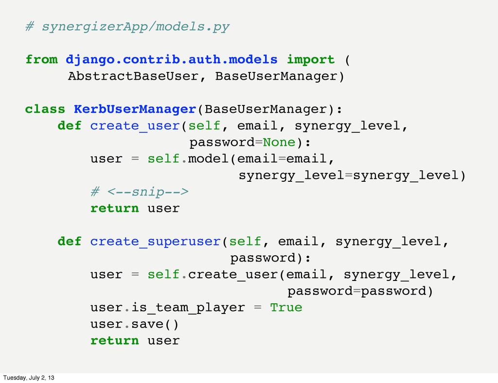 # synergizerApp/models.py from django.contrib.a...