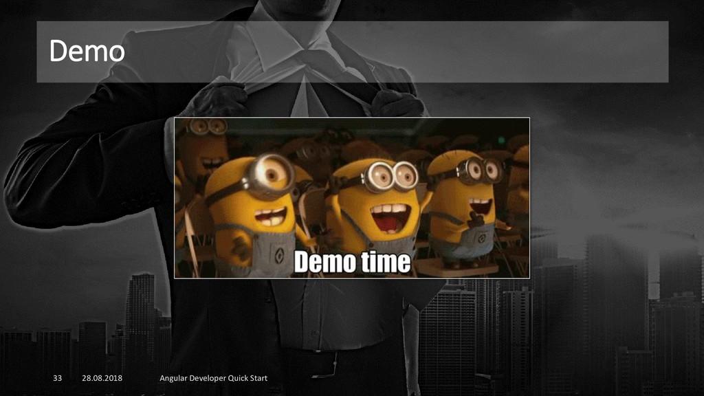 Demo 28.08.2018 Angular Developer Quick Start 33