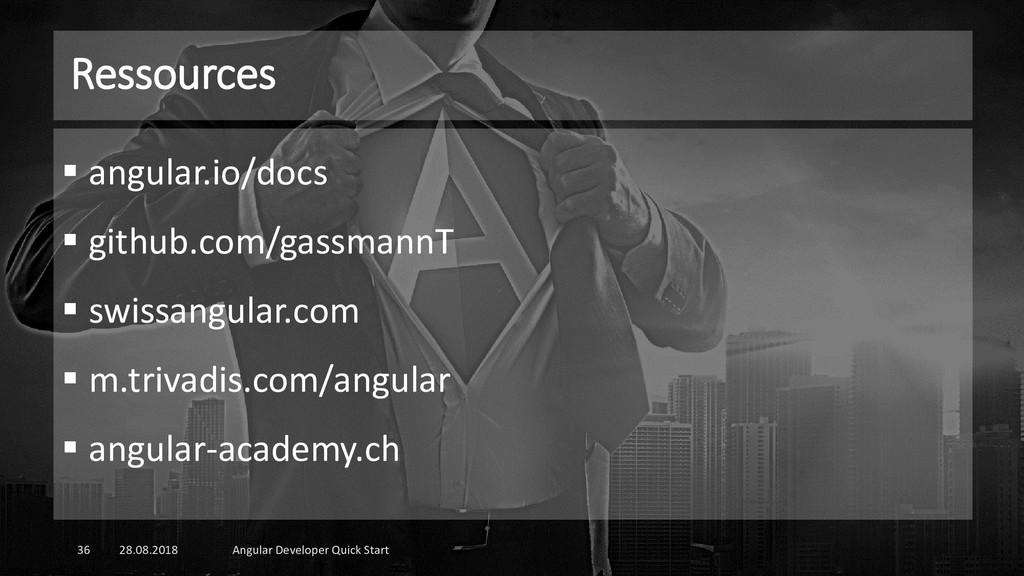Ressources 28.08.2018 Angular Developer Quick S...