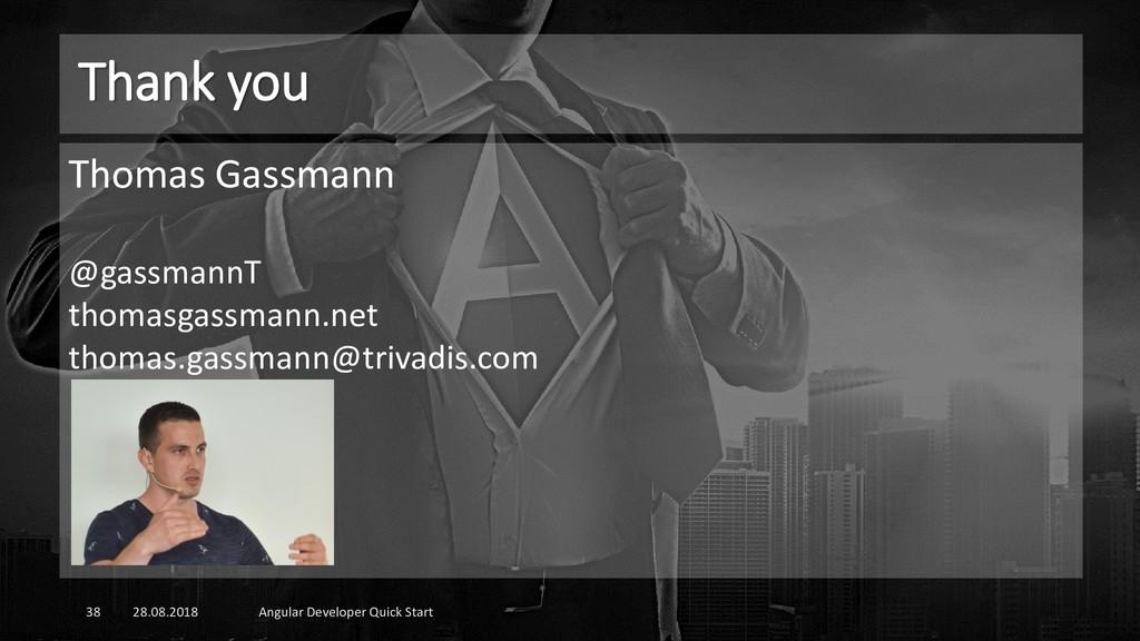 Thank you Thomas Gassmann @gassmannT thomasgass...
