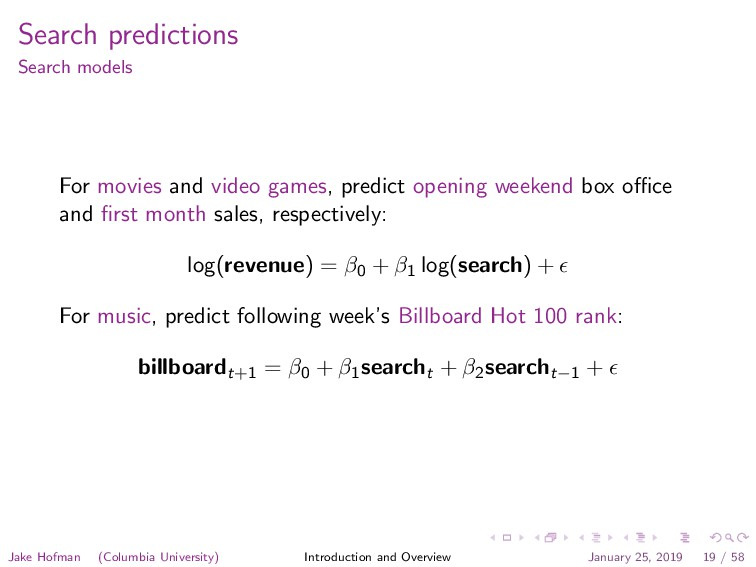 Search predictions Search models For movies and...
