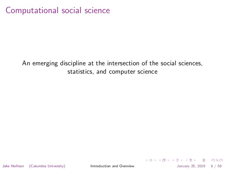 Computational social science An emerging discip...