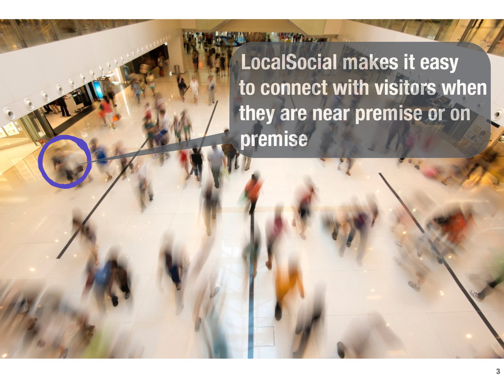 3 LocalSocial makes it easy to connect with vis...