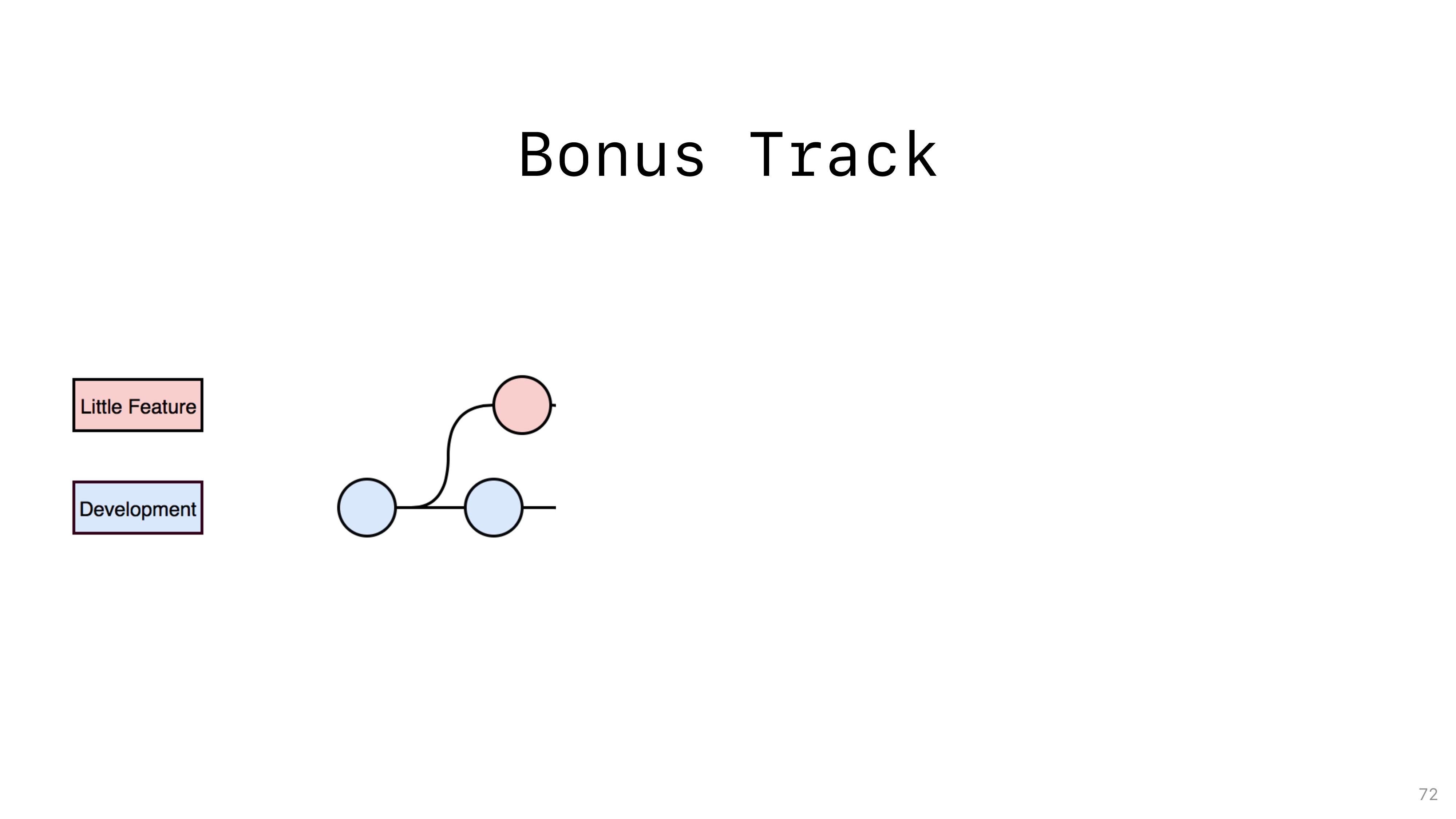 Bonus Track 72