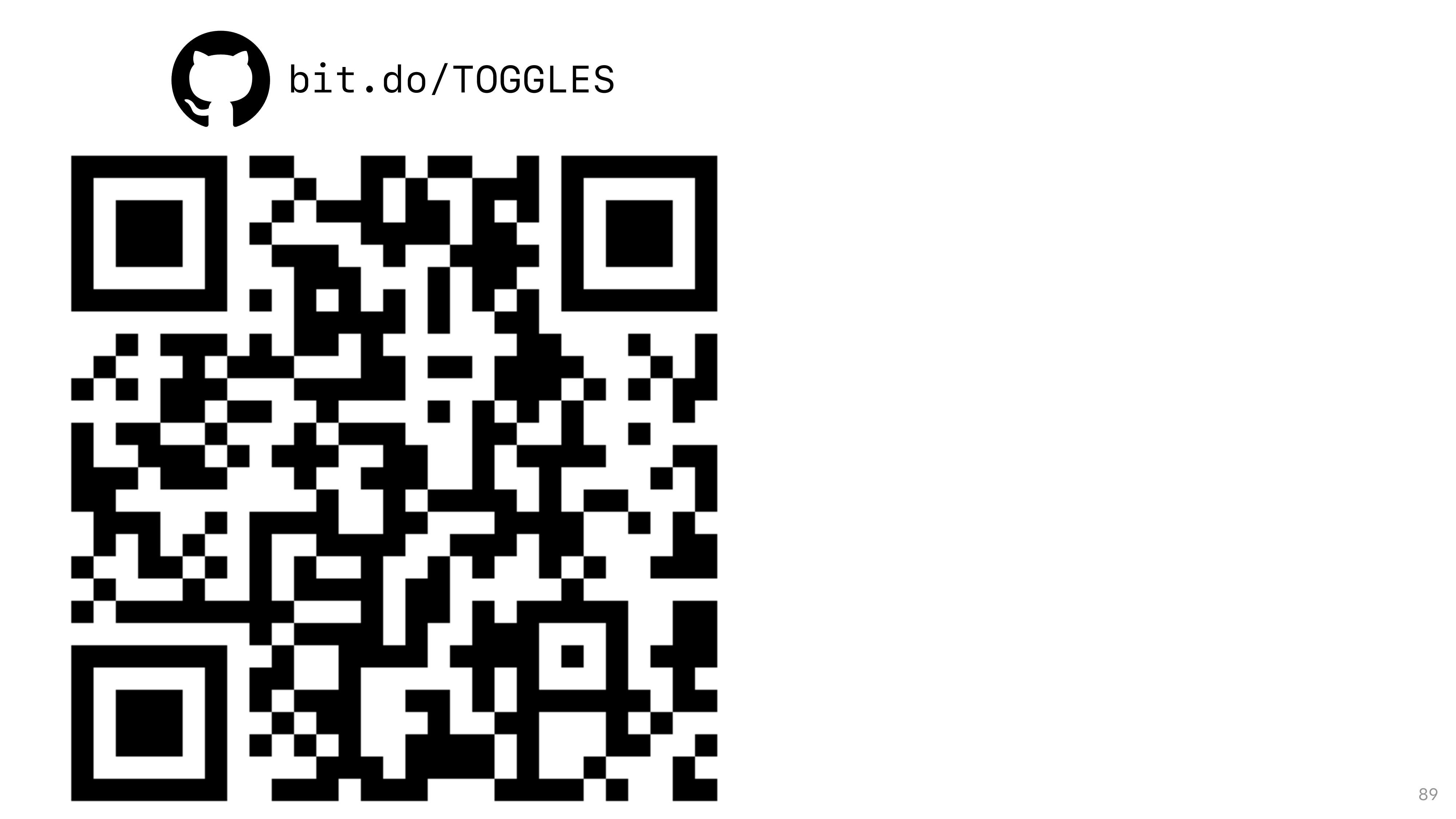 bit.do/TOGGLES 89