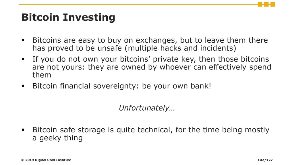 Bitcoin Investing ▪ Bitcoins are easy to buy on...